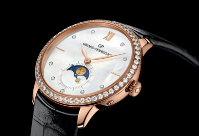 Girard-Perregaux; 1966 Lady MoonPhases
